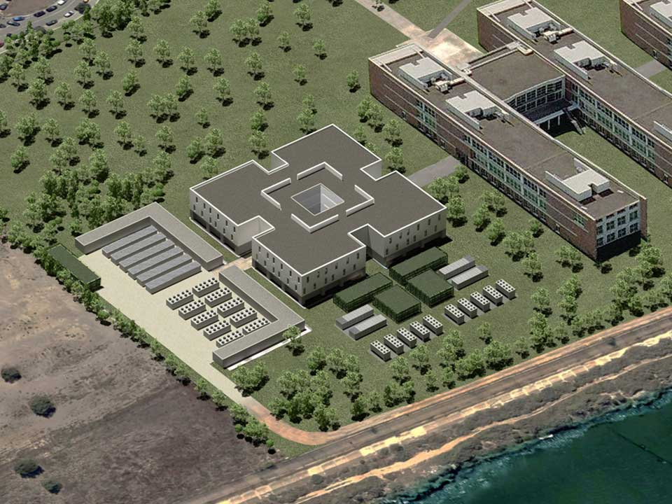 Data Center Tiscali - Cagliari