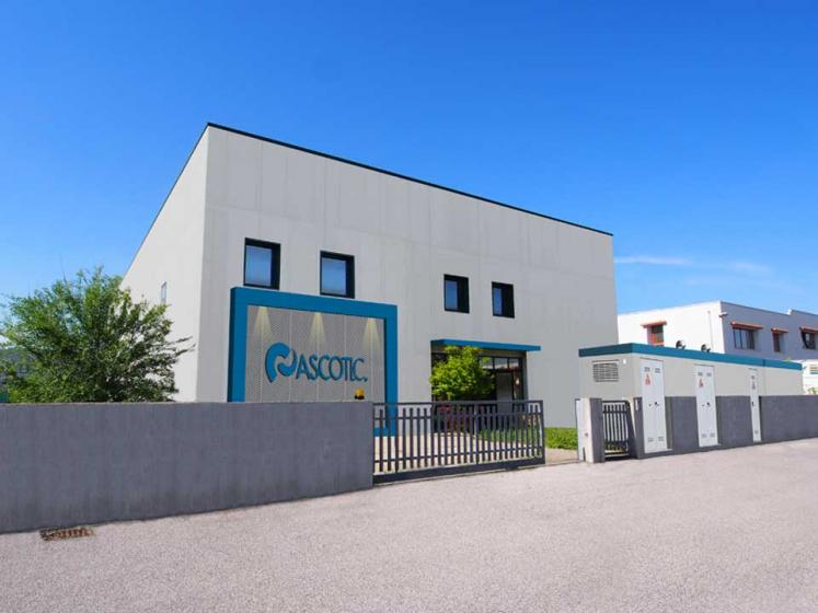 Data Center Asco TLC - Treviso