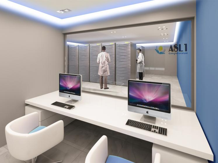 Data Center ASL Imperiese - Sanremo
