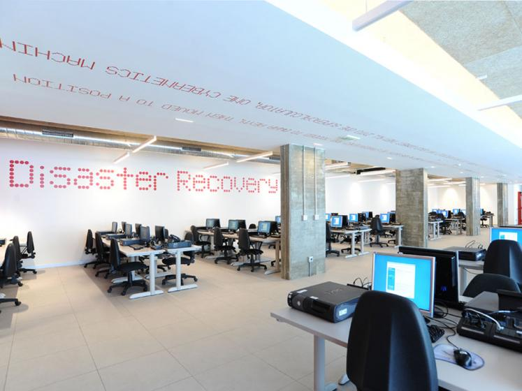 Disaster Recovery BT Italia - Settimo Milanese