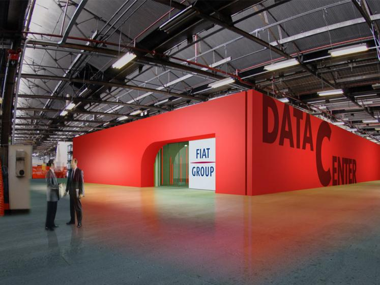 Data Center Fiat Group - Torino