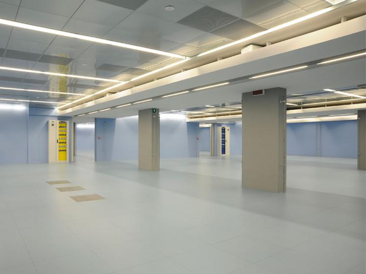 Data Center IBM - Settimo Milanese