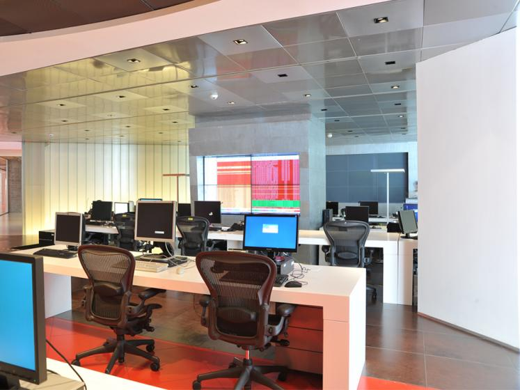 Network Operations Center BT Italia