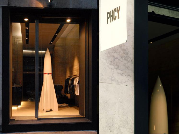 Pharmacy Industry Flagship Store - Milano