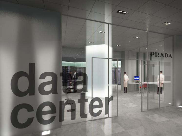 Data Center Prada - Arezzo